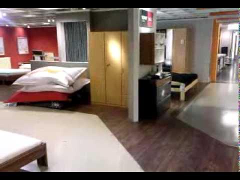m bel test im xxxl lutz mare in action youtube. Black Bedroom Furniture Sets. Home Design Ideas