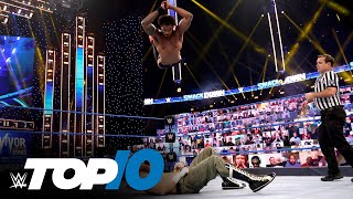 Top 10 Friday Night SmackDown moments: WWE Top 10, Nov. 20, 2020