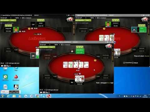 20nl Speed poker, Ladbrokes