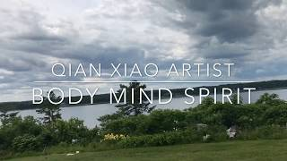 Qian Xiao's fine art series ' BODY MIND SPIRIT '