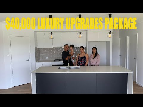 What's in your $40,000 luxury upgrades package? || Some of our luxury in clusions