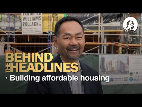 Behind the Headlines - Building Affordable Housing