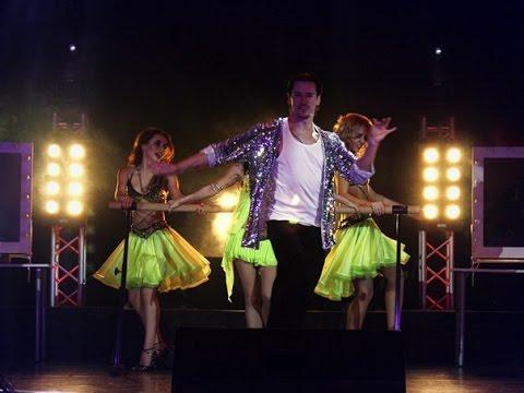 """Salsa"" Dancing Stars Russia 2016"