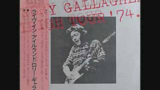 Rory Gallagher-Tattoo'd Lady [Irish Tour 74]
