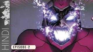 Invincible Iron Man Vol 1 (2016) | Episode - 2 | Marvel Comics In Hindi