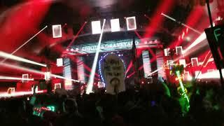 Nero - Doomsday live @ Escape: Psycho Circus 2017 NOS Center, San Bernardino CA