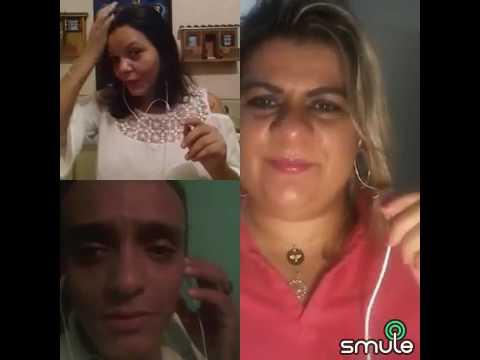 ▶ Giselli Cristina   Meu Barquinho on Sing! Karaoke by APM Sandrinha   Smule