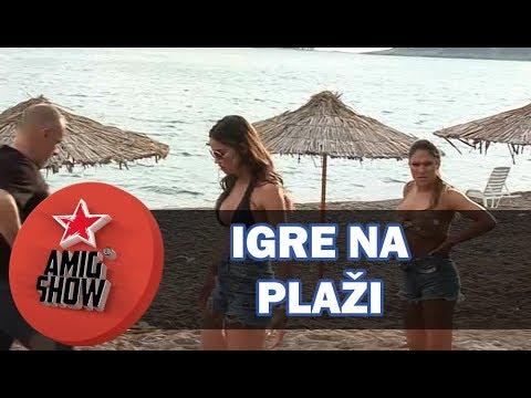 Igre Na Plaži - Ami G Show S10 - E35