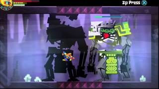 Guacamelee! STCE UNLIMITED/MONEY Health Cheat/Glitch PS4 Gamplay #33