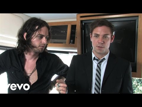 The Airborne Toxic Event - Go for It (Interview)