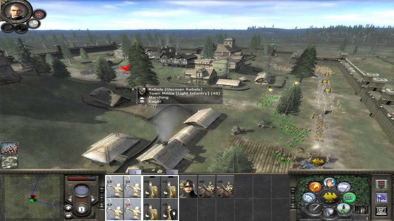 Free Download Medieval 2 Total War Full Version - Ronan Elektron
