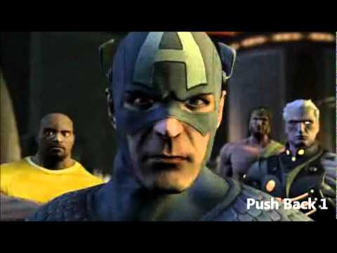Marvel Ultimate Alliance 2 OST 509 - Push Back 1