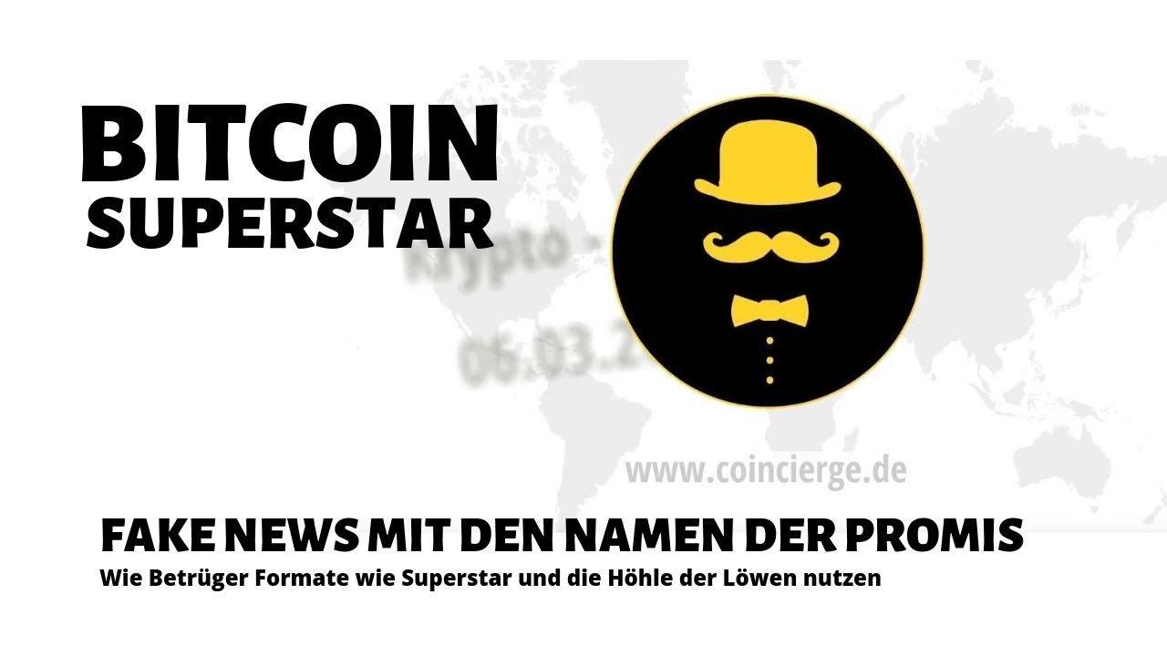 Bitcoin Code Höhle Der Löwen Fake