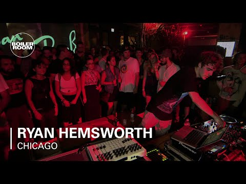 Ryan Hemsworth Ray-Ban x Boiler Room 002 | Pitchfork Festival Afterparty Live Set