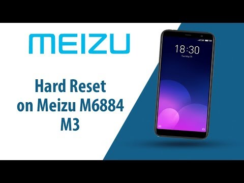 Factory Reset Meizu