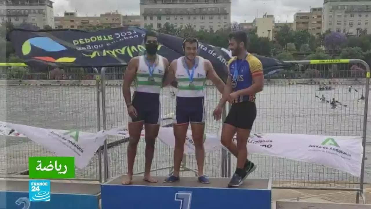 التونسي غيلان الختالي يحرز 5 ميداليات في بطولة الأندلس للكانوي كاياك  - 13:59-2021 / 5 / 11