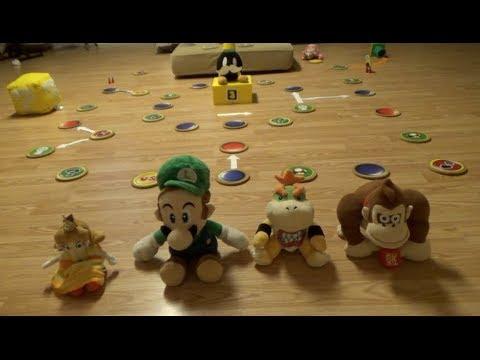 Super Mario Plush Party - Play as Daisy
