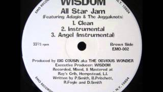 Wisdom - All Star Jam (Instrumental)