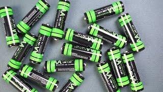 3 Sprytne Triki z Bateriami