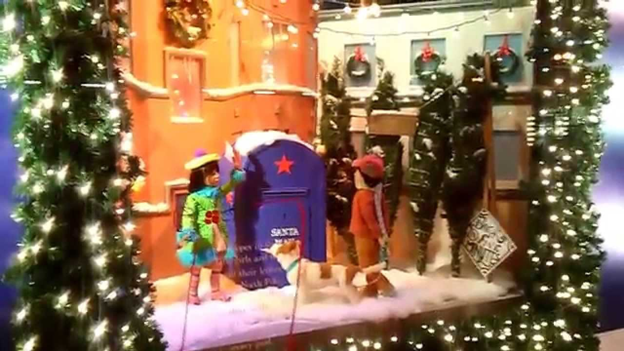 holiday windows 11 08 2014 macys macys statestreet chicago - Christmas Decoration Stores Chicago