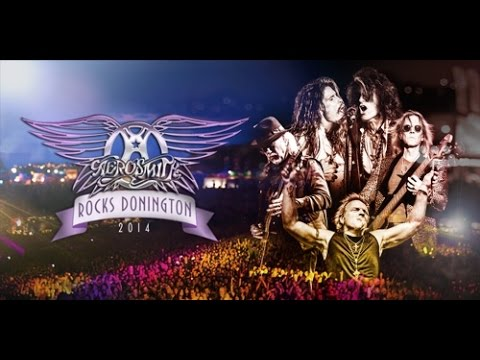 Aerosmith - Rocks Donington  (Tom Hamilton July 2015 interview)