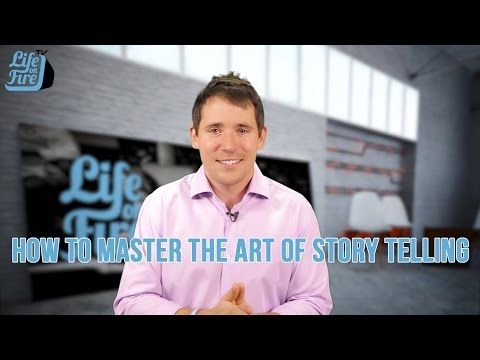 How to Master the Art of Story Telling