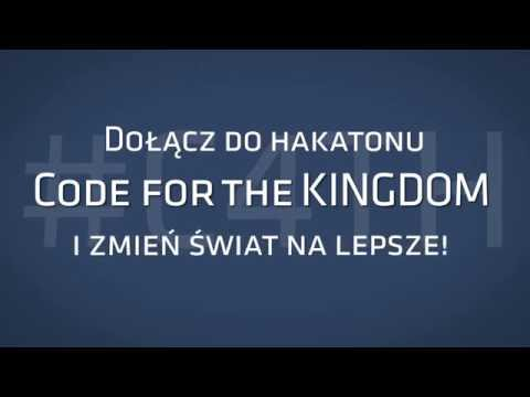 Hakaton Code for the Kingdom Warszawa 21-23.10.2016  - teaser