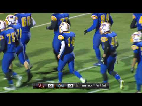 Maple Grove vs. St Michael-Albertville Class 6A State Football