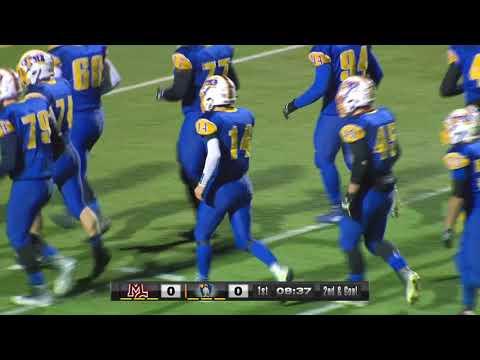 Maple Grove vs. St Michael-Albertville Class 6A State Football