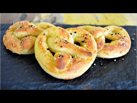 Keto Pretzels   Gluten Free Pretzels   Diabetic friendly pretzels
