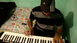 testando ritmo de forro teclado yamaha psr  s650