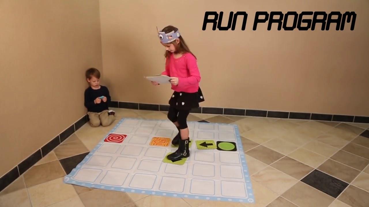 ALEX Toys Future Coders Robot Races - YouTube