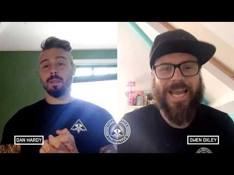 APODcalypse 10 - DAN HARDY & OWEN OXLEY - FULL REPTILE RADIO #45