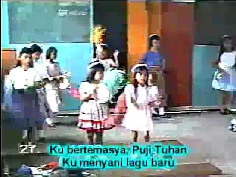 Ku bertemasya (I will Celebrate)