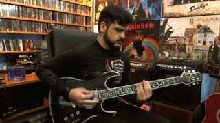 Grand Magus - Hammer Of The North (guitar cover)