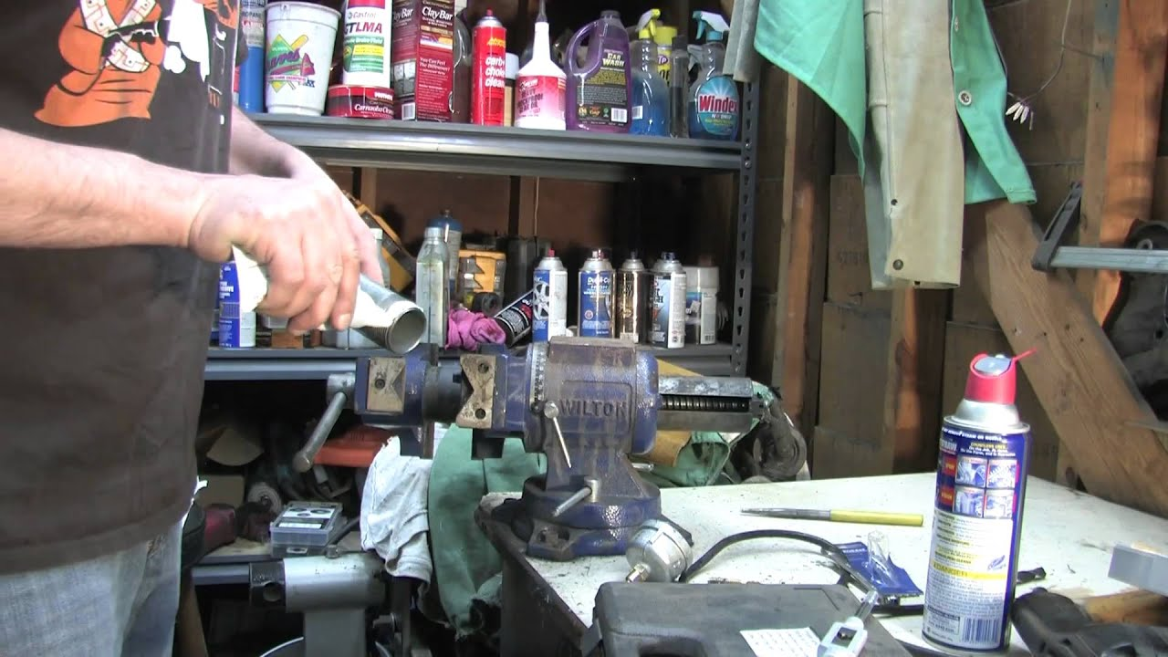 Diy testing build efi fuel injector cleaner youtube solutioingenieria Image collections