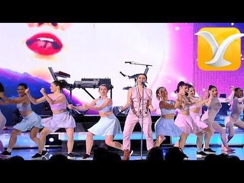 Javiera Mena - Yo no te pido la luna - Festival de Viña del Mar 2016 HD 1080P