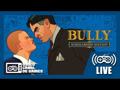 [Live] Bully (PS4) - Até Zerar AO VIVO #1