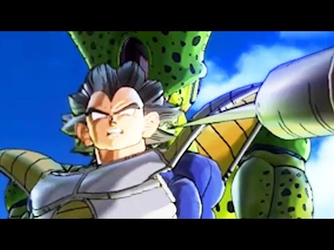 CELL ABSORBS VEGETA?! - Dragon Ball Xenoverse 2 - Xbox One Gameplay Part 19 | Pungence