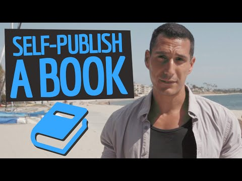 How To Self-Publish A Book?