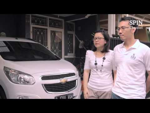 All New Chevrolet Spin - Testimoni Bapak & Ibu Lius Erik - ...