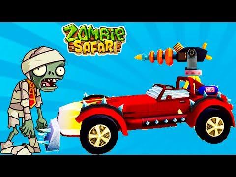 Мультфильм зомби против монстров