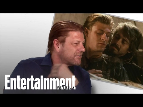 Firsts & Worsts With Sean Bean  Entertainment Weekly