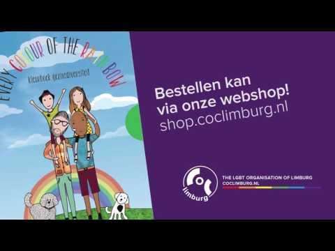 Kleurboek gezinsdiversiteit | radio interview met Qmusic België