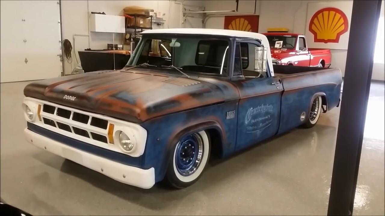 Diesel Pickup Trucks For Sale >> 1966 DODGE D100 FOR SALE - YouTube