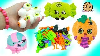 Walmart Halloween Haul Video -  Slime, Squishy Glow In the Dark Toys, Shopkins, Surprise Blind Bags