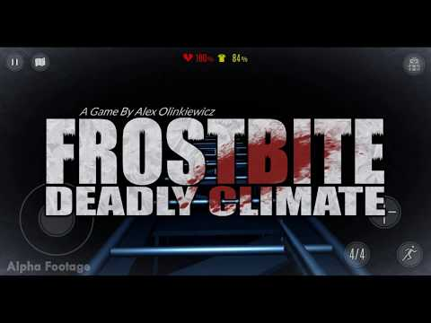 FROSTBITE: Deadly Climate - Android Edition | Alpha Footage Teaser