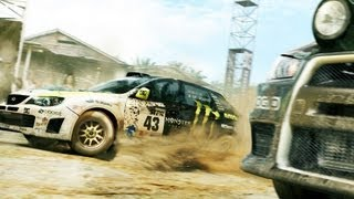 DiRT 3 - PC Gameplay - Asus G73JH OC