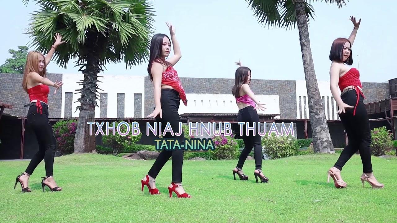 Tata-Nina -txhob niaj hnub thuam - karaoke 2020