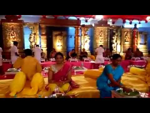 Latest Indian Wedding Food and Menu  With special attraction